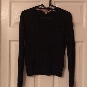Burberry silk/cashmere sweater